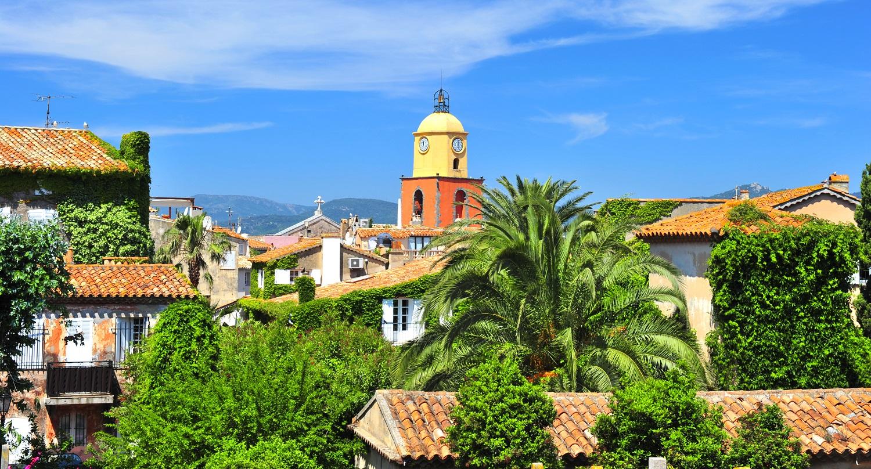 Camping sur la Côte d'Azur - La croix du Sud